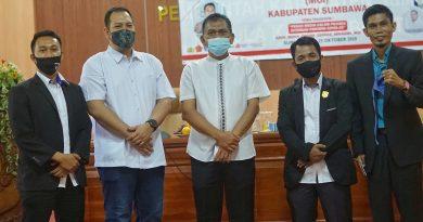 Sukses Gelar Rakercab, DPC Media Online Indonesia Sumbawa Akan Beri Warna Baru Dalam Informasi