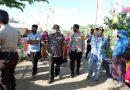 Tim Penilai Lomba Kampung Sehat Tingkat Propinsi Akhiri Penilaian Di Desa Pernek Sumbawa
