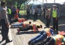 300 Pelanggar terjaring dalam Operasi Yustisi Polres Dompu