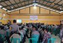 300 Personil TNI Polri Sumbawa Barat Ikut Pembekalan Pengamanan TPS
