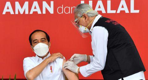 Dokter dari Cirebon Sebut Vaksinasi Presiden Gagal dan Harus Diulang, Ini Tanggapan IDI
