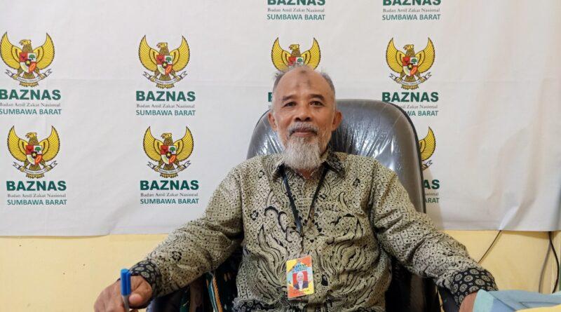 Program Berjalan Sukses, Baznas Sumbawa Barat Targetkan Pendapatan ZIS Rp5 Miliar di 2021