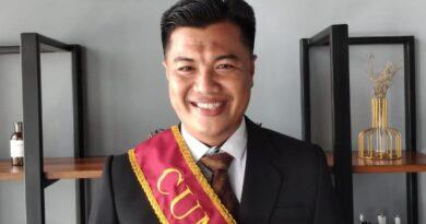 Hebat, Seorang Kapolsek di Kabupaten Sumbawa Lulus S2 Inovasi di UTS Dengan IPK Tertinggi