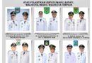 6 Pasangan Bupati/Wali Kota Terpilih di NTB Resmi Dilantik, Gubernur NTB : Era Digitalisasi Jadi Tantangan