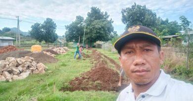Kembangkan Wisata Keluarga Tingkatkan Ekonomi, Desa Tambak Sari Bangun Lapak