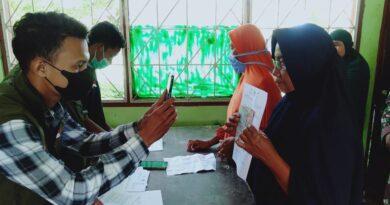 Desa Tambak Sari Salurkan BST, Kades Pastikan penyaluran Transparan dan Akuntabel