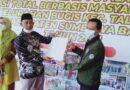 Deklarasi Tuntas Pilar 4 dan 5, Lurah Bugis Bersyukur Program STBM Rubah Perilaku Warga