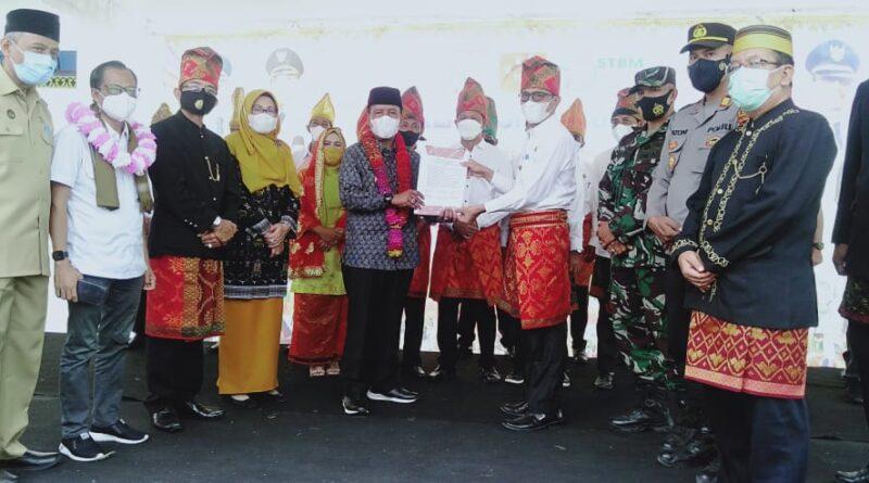 Deklarasi Tuntas STBM Kecamatan Taliwang, Hasil Kerja Keras PTT ASN dan PDPGR