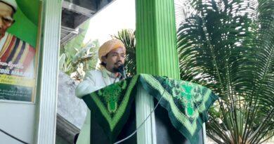 Yayasan Islahul Ummah Pringgabaya Gelar Penamatan Santri Santriwati, dan Peletakan Batu Pertama Asrama