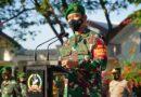 Korem 162/WB Gelar Apel Pengamanan Kunjungan Putri Wapres RI Dr. Hj. Siti Ma'rifah Ma'ruf Amin di NTB