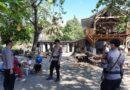 Cegah Covid,19 Dan Berikan Rasa Aman, Polres Sumbawa Patroli Tempat Wisata