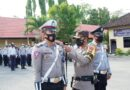 Kapolres Sumbawa Tekankan Gelar Pasukan Operasi Patuh Dilaksanakan Dengan Humanis